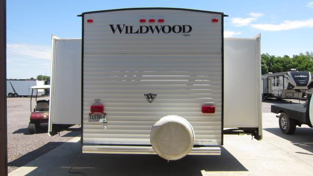2014 Wildwood 31QBTS Travel Trailer