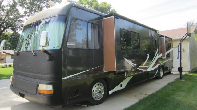 2001 Tiffin Motorhomes 40' Allegro Bus Class A RV