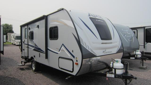 2019 Coachmen Apex Nano 189RBS Travel Trailer