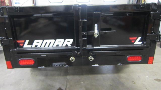2019 Lamar Trailers 60X08 Mini Dump 7K Trailer