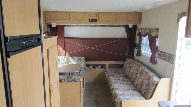 2007 K-Z RV Coyote LE 22CT Travel Trailer
