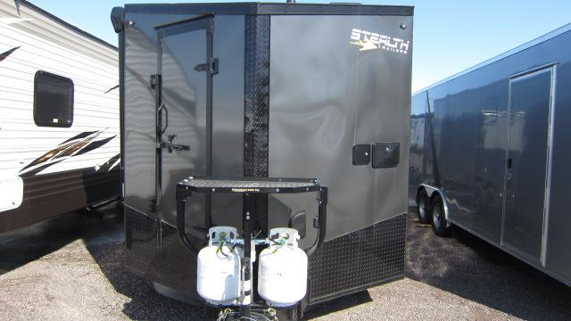 2019 Stealth Trailers Nomad 30FK Toy Hauler