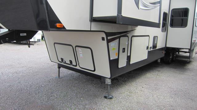 2019 Sandpiper 384QBOK Fifth Wheel RV