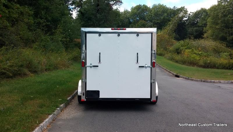 7 X 14 Enclosed Cargo Trailer