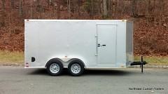 7 X 12 Enclosed Cargo Trailer