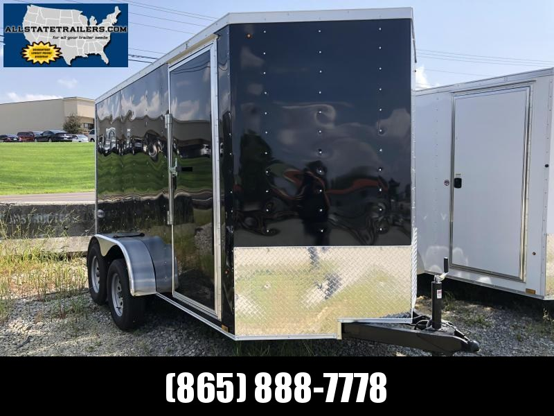 2019 Look Trailers EWLC6X12TE2 Flat Top Cargo / Enclosed Trailer in Marietta, SC