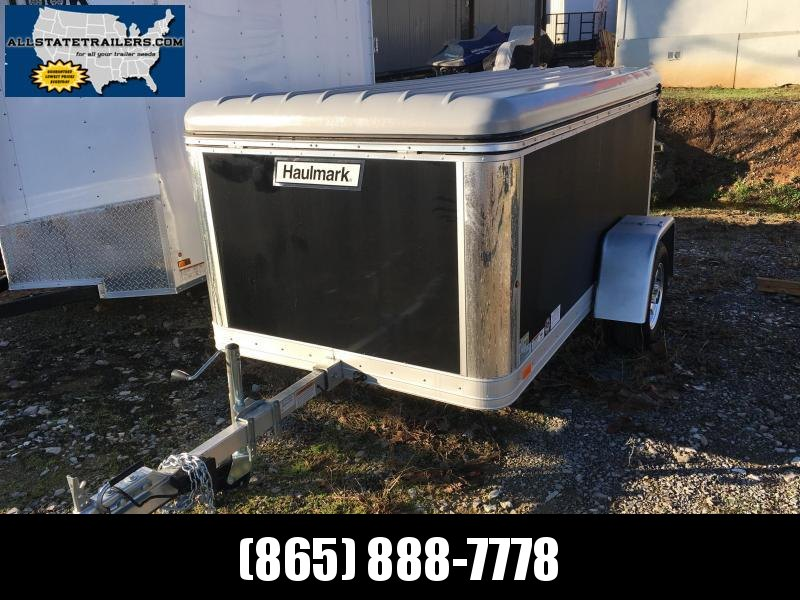 2017 Haulmark Flex 5 x 8 Enclosed Cargo Trailer in Marietta, SC