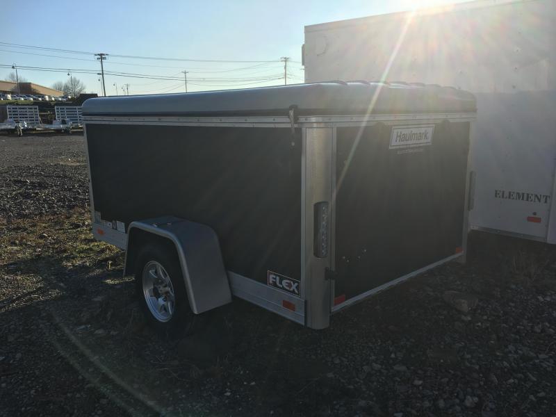2017 Haulmark Flex 5 x 8 Enclosed Cargo Trailer