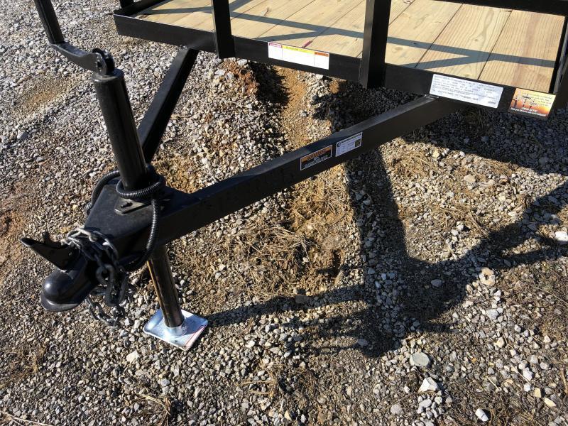 2019 (5 X 10) Currahee L510 Utility Trailer