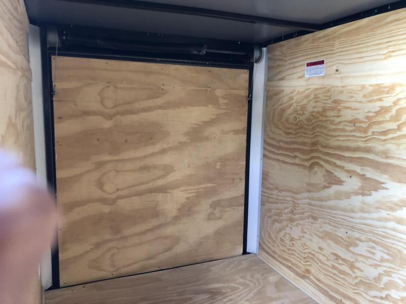 2019 Lark (5 x 8) VT508SA 2990# GVWR Enclosed Cargo Trailer