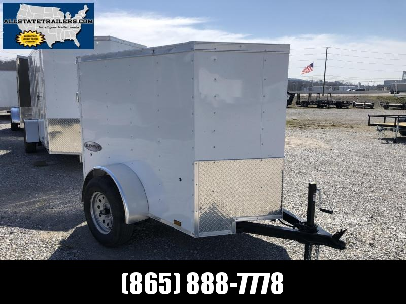 2019 (4 X 6)  Enclosed Trailer Ramp Door