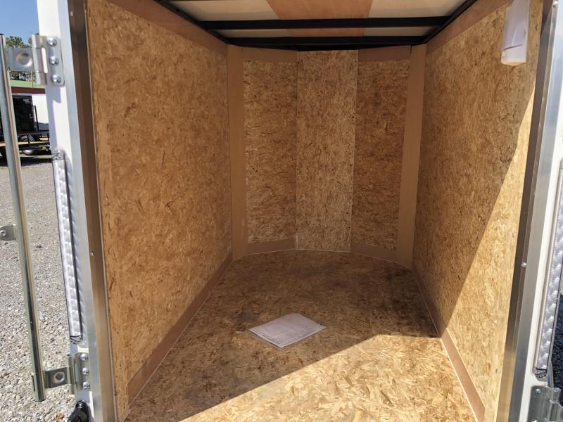 2019 (4 X 6)  Enclosed Trailer Ramp Door