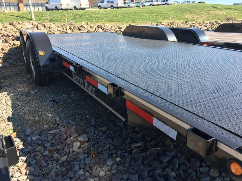 2018 Better Built ( 7 x 18 ) BH1822DT Car / Racing Trailer