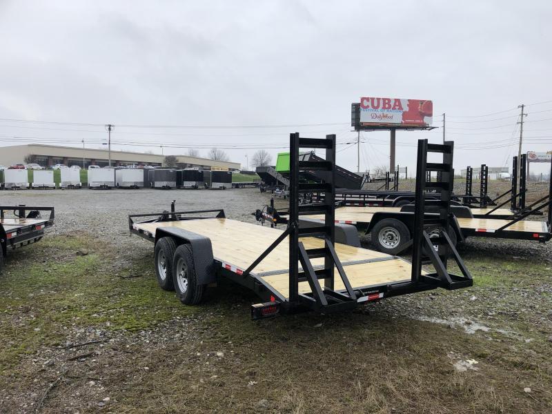 2019  (7 X 20) 140000# GVWR Currahee E720.14KD Equipment Trailer