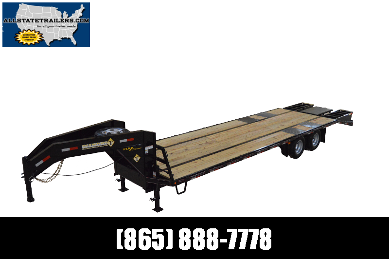 2017 Diamond T Trailers 10232DTF 8 x 32 10 Ton Flatbed Trailer in Ashburn, VA