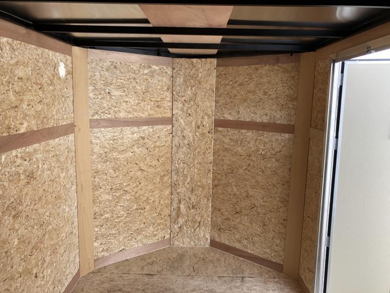 2020 (6 X 10) Enclosed Trailer Double Rear Door
