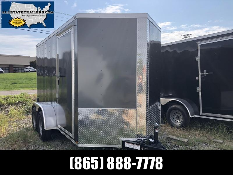 2020 Lark VT612TA 7000# GVWR Enclosed Cargo Trailer