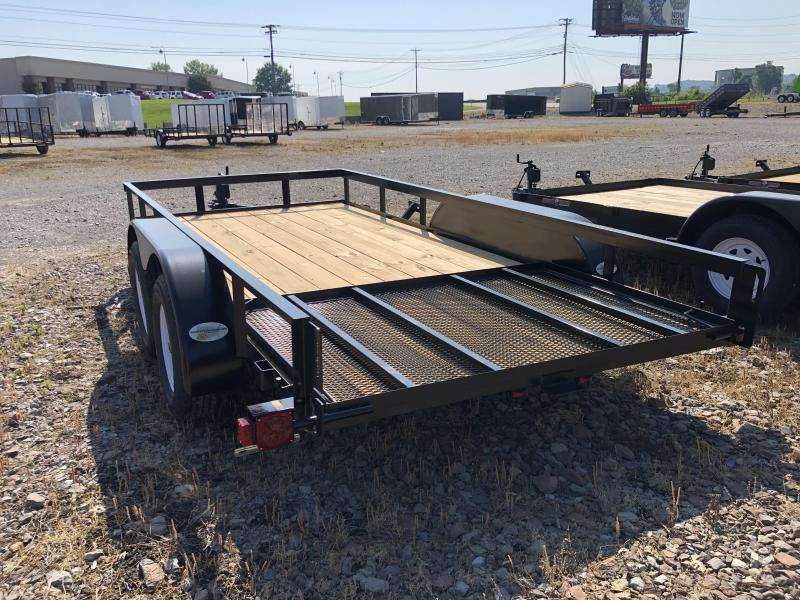 "2019 (6'4"" X 14) Currahee LD614 Utility Trailer"