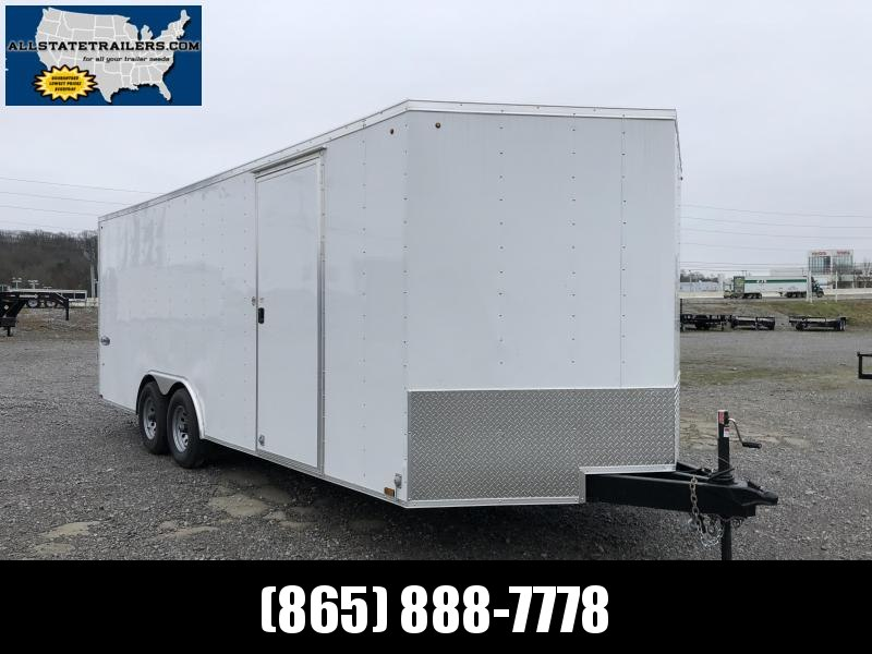 "2019 Look Trailers EWLC85X20TE3 (8'6"" X 20) Cargo / Enclosed Trailer in Norris, SC"