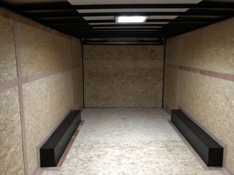 "2019 Look Trailers EWLC85X20TE3 (8'6"" X 20) Cargo / Enclosed Trailer"