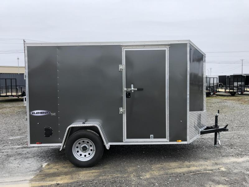 2020 (6 X 10) Enclosed Trailer Ramp Door