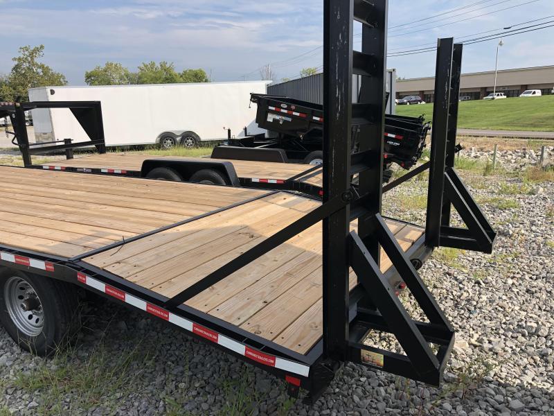 2019 Currahee (8 x 25) G825 Equipment Trailers