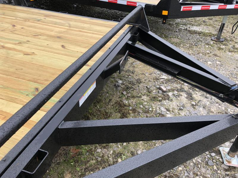 2019  (7 X 16) 100000# GVWR Currahee E716.10KD Equipment Trailer