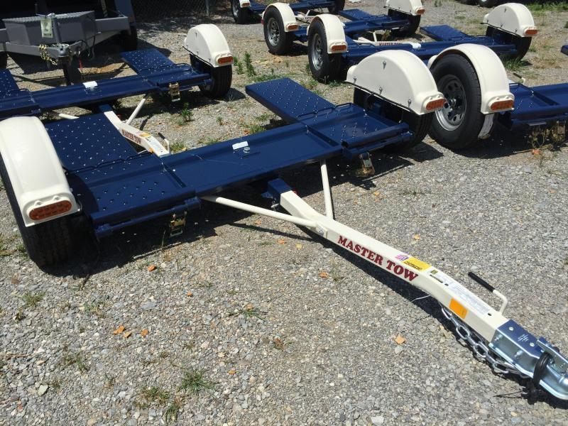 2018 Master Tow 80THDEB Car / Racing Trailer