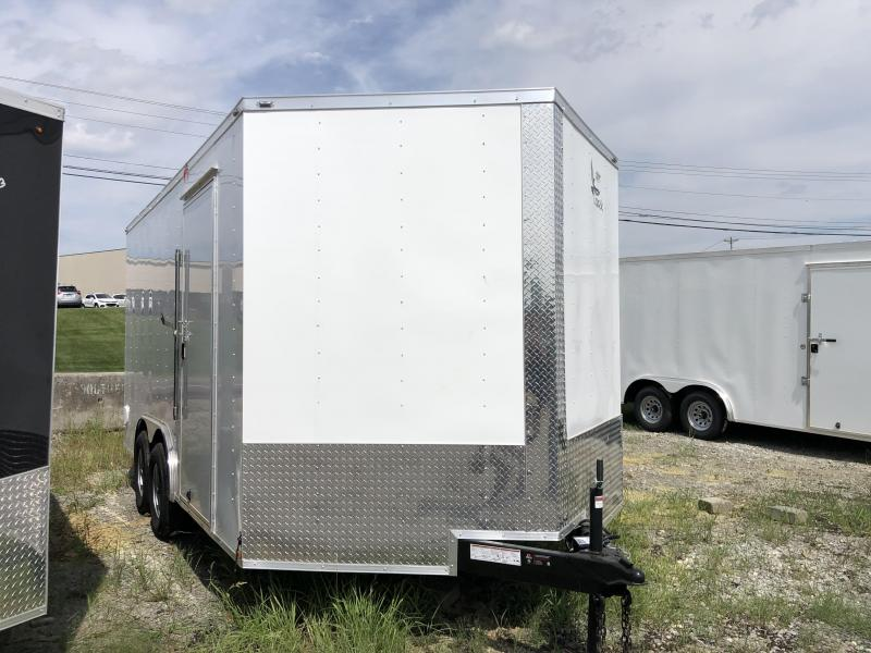 2020 Lark (8.5 X 20) 10000# GVWR VT85X20TA Enclosed Cargo Trailer
