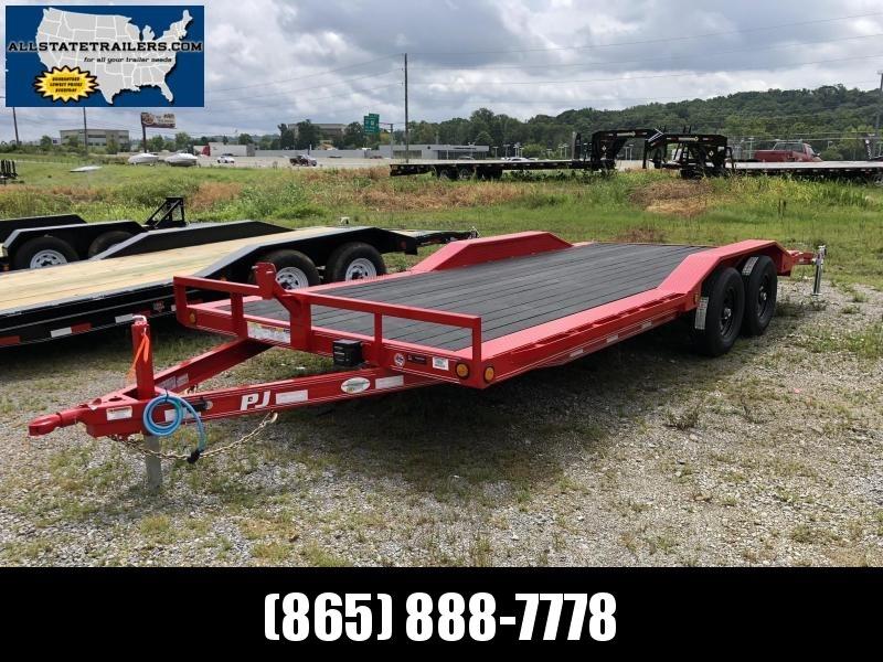2020 PJ Trailers B5202 Car / Racing Trailer | Cargo Trailers