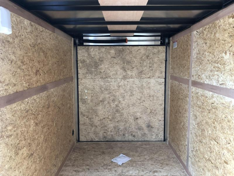 2020 (6 x 12) Look Trailers EWLC6X12SI2SE Flat Top Cargo / Enclosed Trailer
