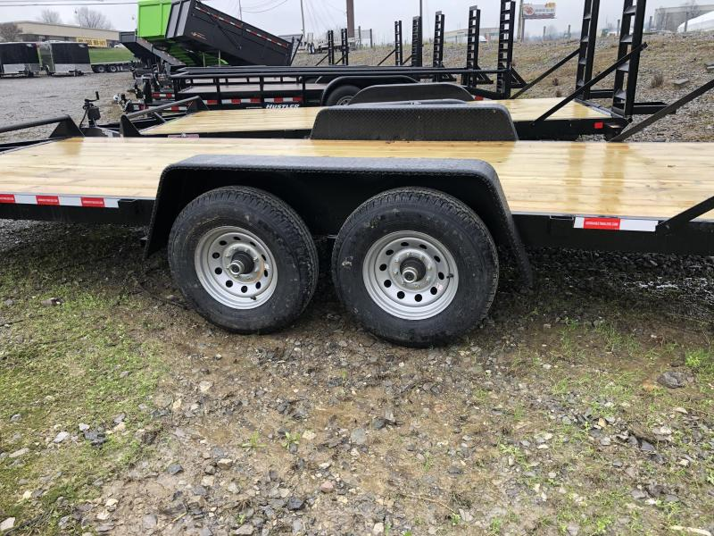 2019  (7 X 18) 120000# GVWR Currahee E718.12K Equipment Trailer