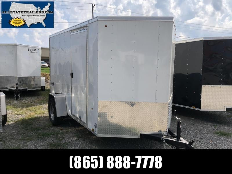 2019 (6 X 10) Enclosed Trailer Ramp Door