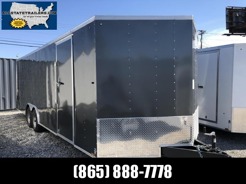 2020 (8.5 X 24) 10000# Enclosed Trailer Ramp Door in Mills River, NC