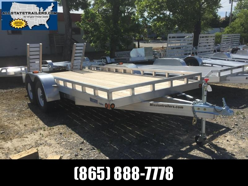 Special Reduced Price - 2015 Mission MPAT6.5X16 Equipment Trailers in Ashburn, VA