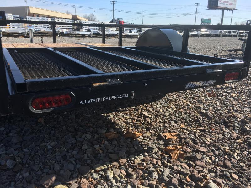 2019 Hustler 5 x 8 U860-15 Utility Trailer
