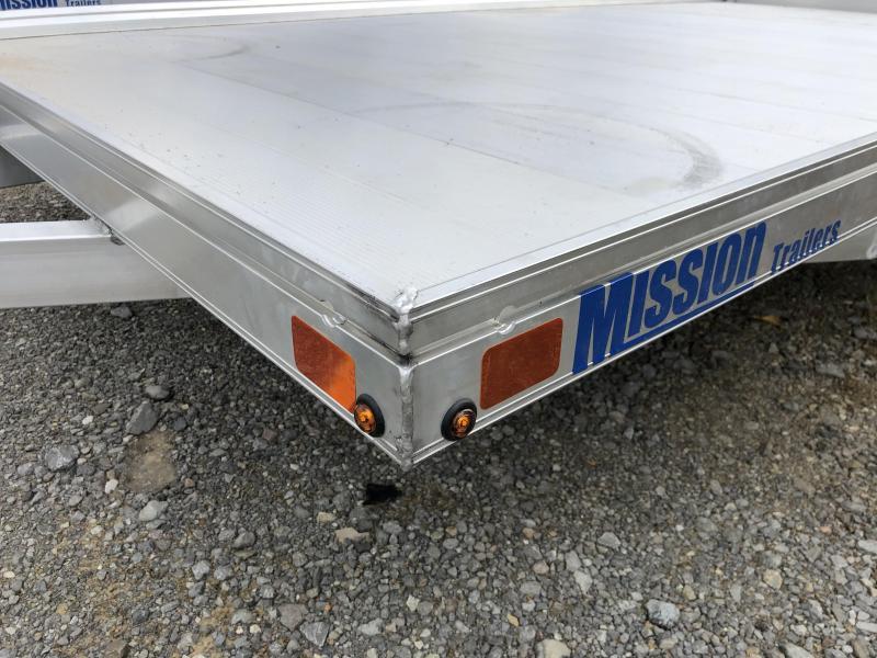 2020 Mission (6.5 X 12) MU80X12 AR2.0 Utility Trailer