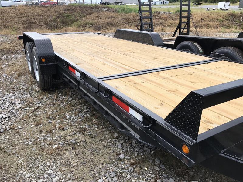 2018 Better Built ( 7 x 21 ) BH2122FB Equipment Trailer