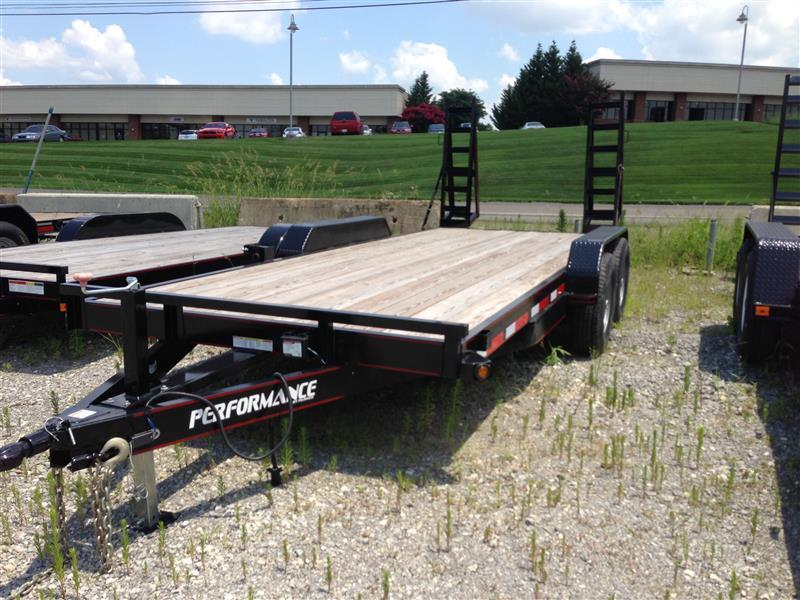 Clearance - 2013 Performance Trailers HC7718 Equipment Trailers in Ashburn, VA