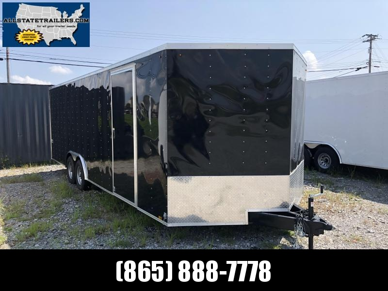 2019 (8.5 X 24) 10000# Enclosed Trailer Ramp Door in Marietta, SC