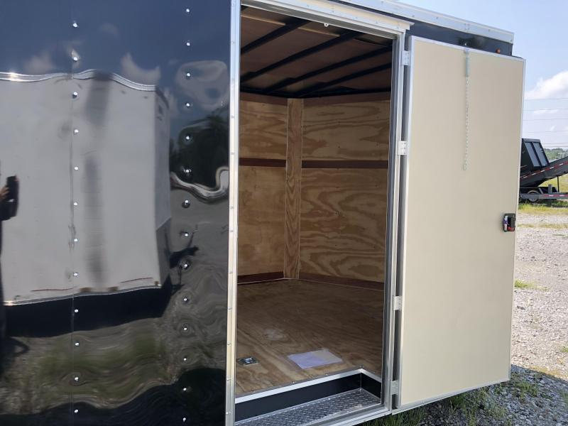 2019 (8.5 X 24) 10000# Enclosed Trailer Ramp Door