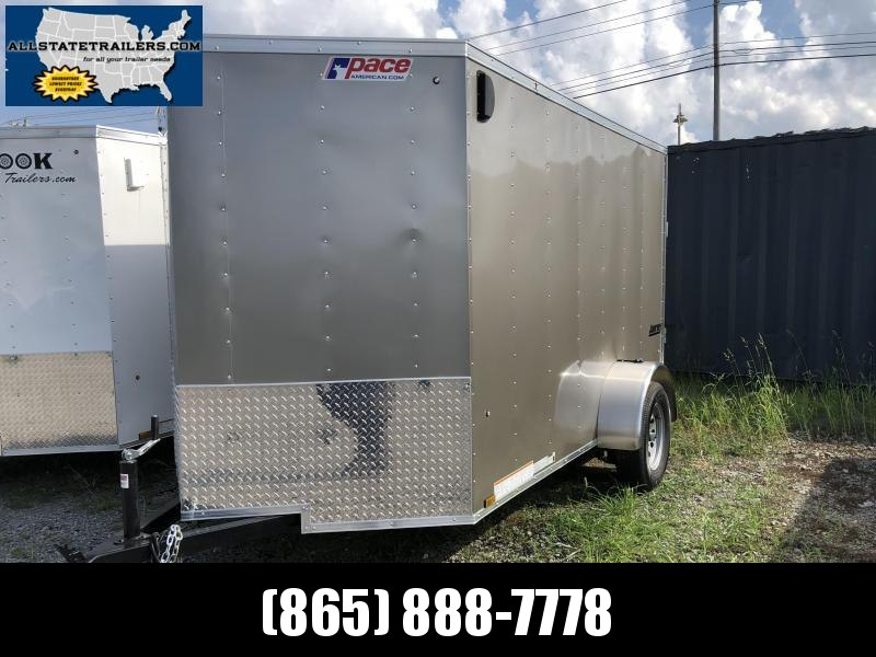 2019 Pace American JV610SA Cargo / Enclosed Trailer