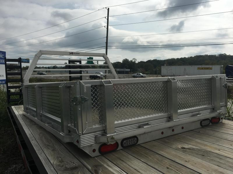 2016 Mission Truck Bed Removable Sides