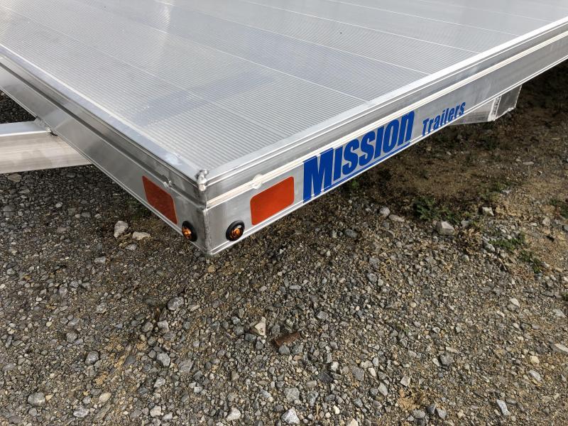 2020 Mission MU80X14AR2.0 Utility Trailer