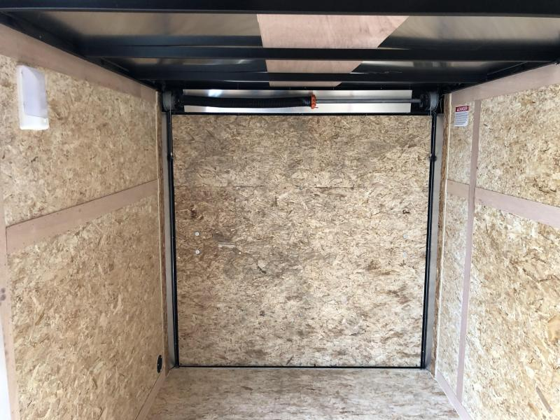 2020 (6 X 10) EWLC6X10SI2SE Enclosed Trailer Ramp Door