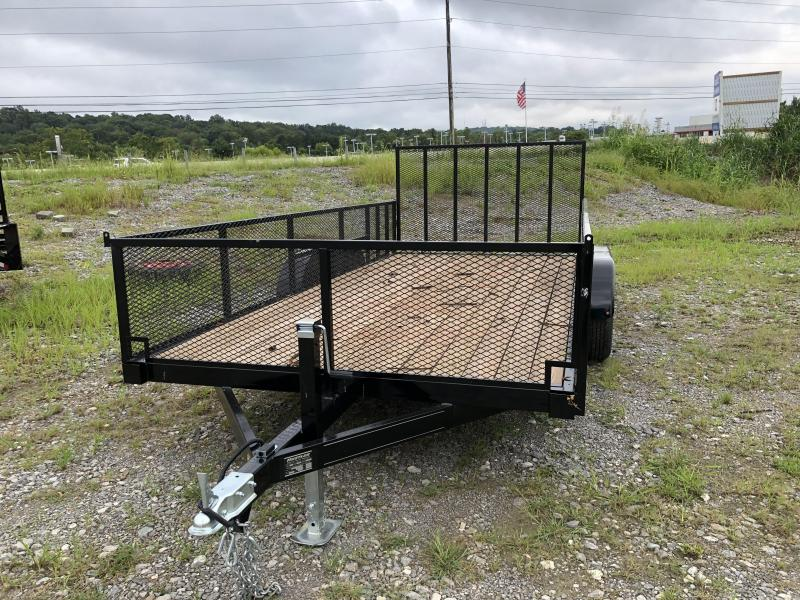 2018 Hustler UT1684-15 Utility Trailer 7 x 16 Tandem Landscape