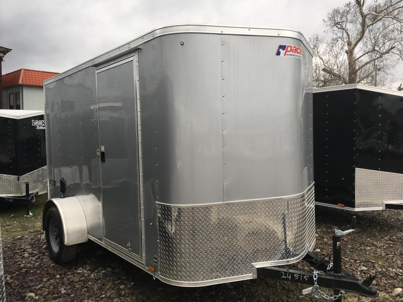 2018 Pace American JV610SA Cargo Enclosed Trailer