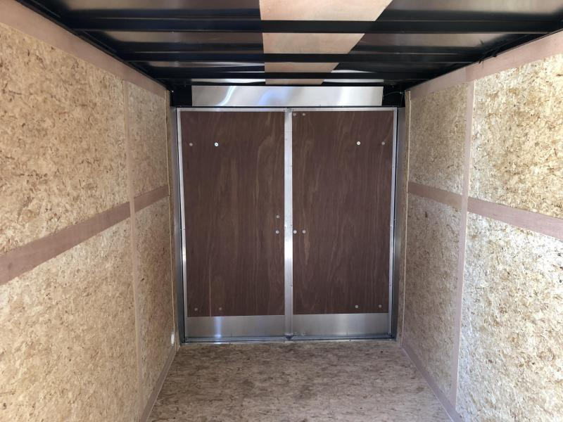 2020 Look Trailers EWLC6X12TE2 Cargo / Enclosed Trailer