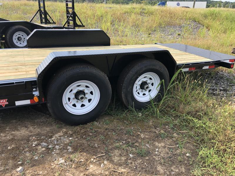 2020 PJ Trailers T6222 Equipment Trailer