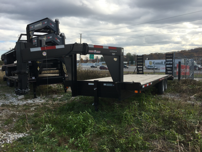 Clearance - 2014 Currahee G825 Equipment Trailers
